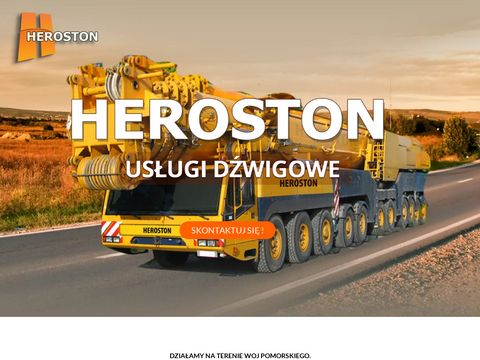 Usługi Dźwigowe HEROSTON