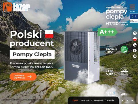 HKS Lazar Kotły na Pellet