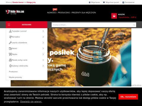 Hobby4Men.com – sklep internetowy dla aktywnych!
