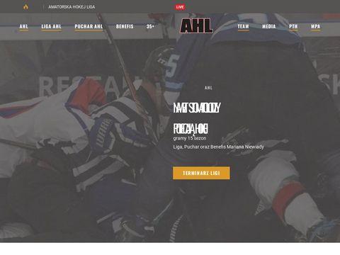 AHL liga amatorska