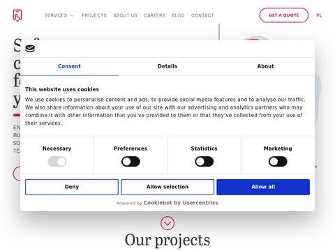 Holdapp - Tworzenie Aplikacji Mobilnych iPhone, iPad, Android