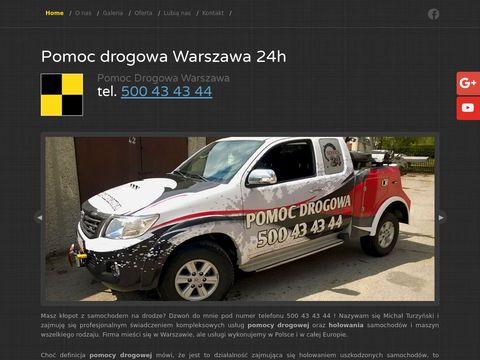 Holowanie-tanio.warszawa.pl - Tanie Holowanie