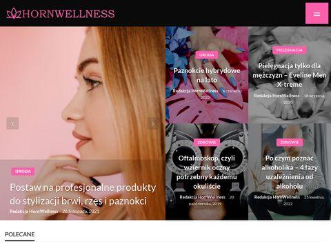 Internetowy sklep medyczny - Horn Wellness Group - nasz asortyment: aparaty do masażu, ciśnieniomierze, fotele masujące, inhalatory, irygatory, kompresy, nebulizatory, stetoskopy, stymulatory, szczoteczki, szczoteczki elektryczne, termofory, wagi, mia