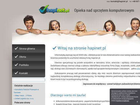 Krzysztof Dubas - TworzÄ™ strony internetowe