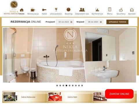 Hotel Restauracja Nekla