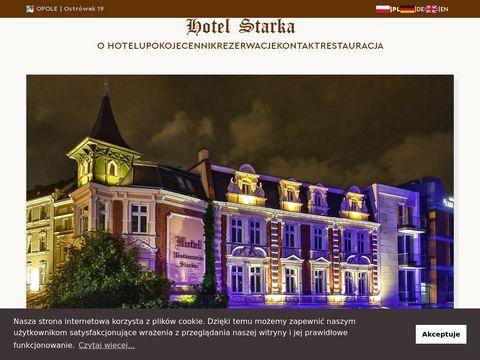 Noclegi Opole – wspaniałe chwile w Hotelu Starka