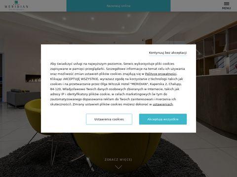 Meridian hotel spa