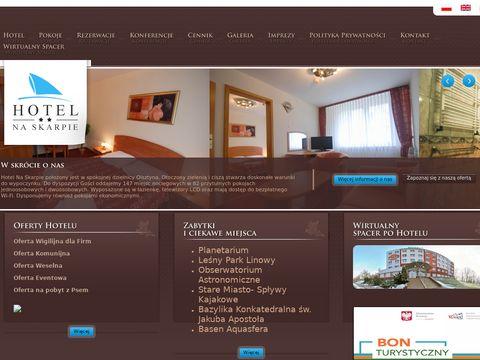 Noclegi Olsztyn - Hotel Olsztyn
