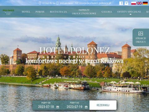 Sala weselna w Krakowie - Hotel Polonez