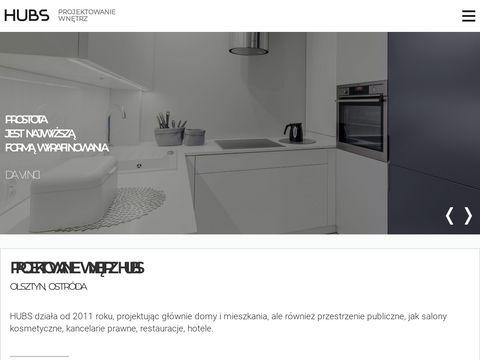 Projektowanie wn臋trz Olsztyn