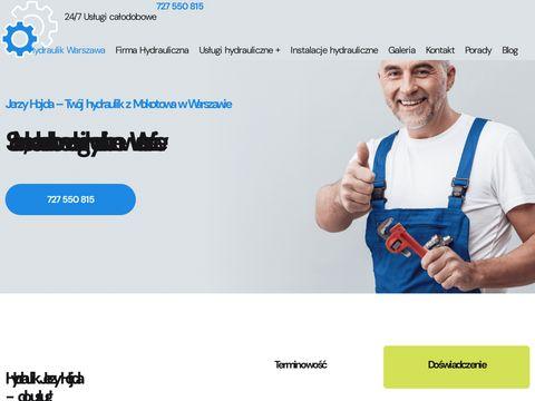 Hydraulicy Warszawa
