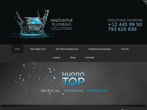 Hydrotopkrakow.pl wykonanie nowej instalacji