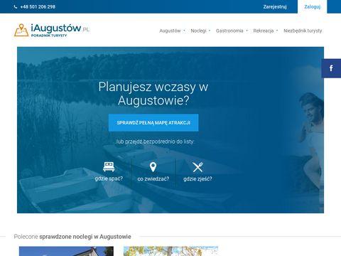 Portal turystyczny - Augustów