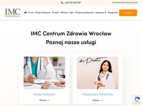 Ozonoterapia - imc.wroc.pl