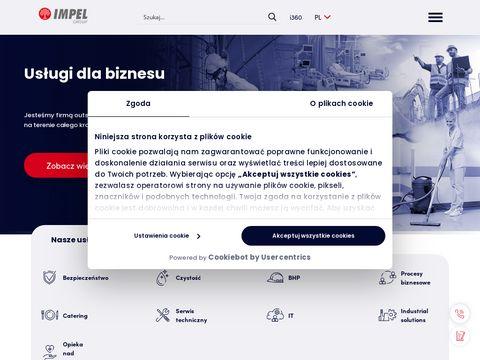 IMPEL FM obsługa wspólnot mieszkaniowych