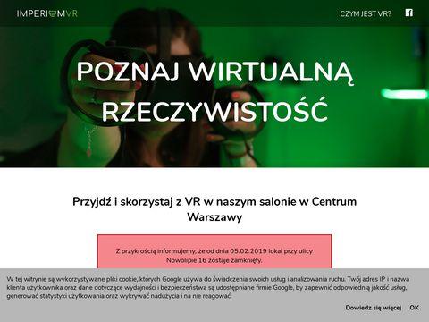 ImperiumVR - Salon wirtualnej rzeczywistoÅ›ci - Warszawa