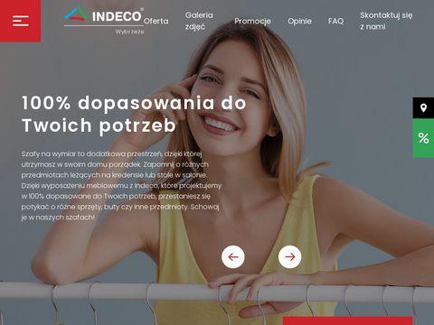 Producent szaf Indeco