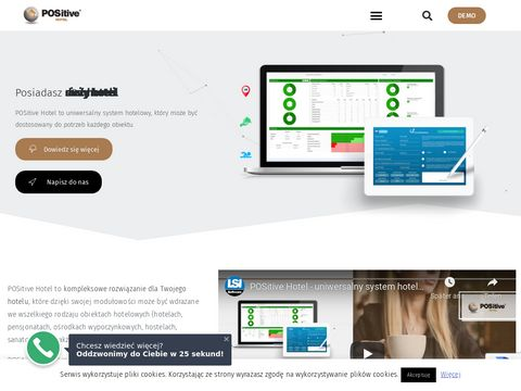 InteliHotel - oprogramowanie hotelowe