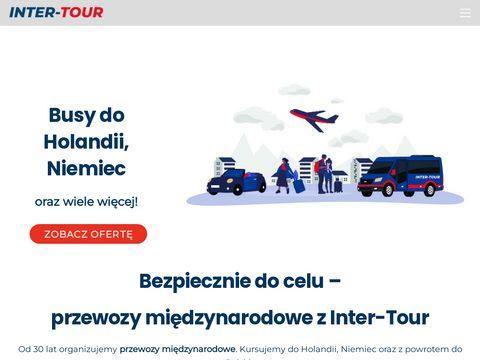 Busy do Holandii i Niemiec Opole - inter-tour.eu