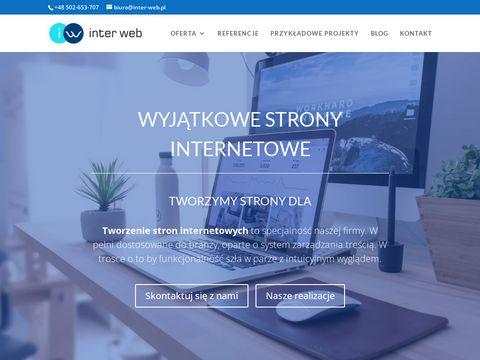 Projektowanie stron WWW - Warszawa