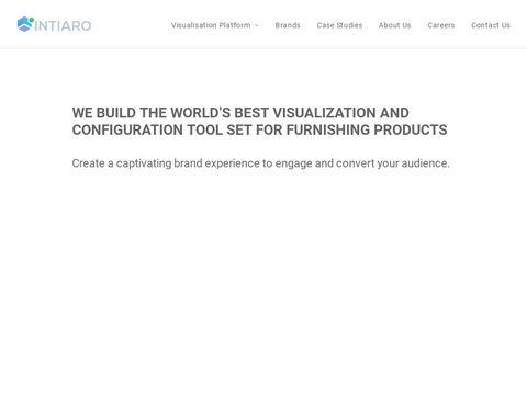 Intiaro - nowoczesny katalog mebli w aplikacji