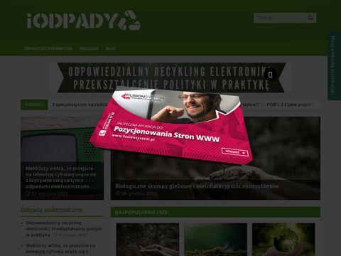 I Odpady - portal ekologiczny