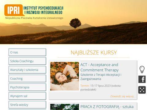 Instytut Psychoedukacji i Rozwoju Integralnego