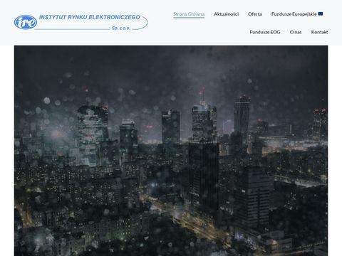 Instytut Rynku Elektronicznego Sp. z o.o.