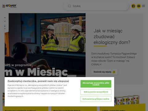 ISOVER izolacje budynk贸w