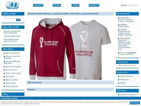 ISS-sport.pl - oryginalne koszulki pikarskie - Internetowy Sklep Sportowy
