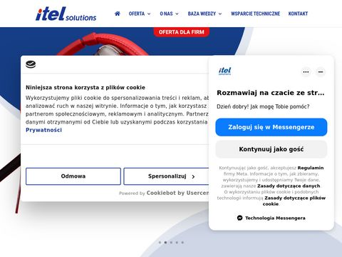 Centrale VOIP - Itel Solutions