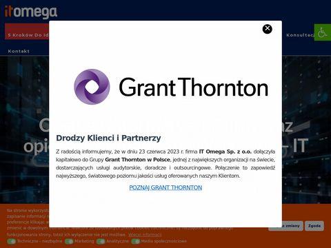 Obs艂uga informatyczna firm w Warszawie
