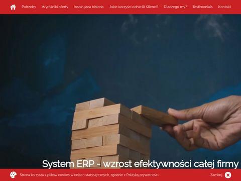 Ixion Oprogramowanie dla firm, ERP,BI,CRM Streamsoft Partner