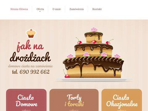 Torty na zamówienie Wrocław