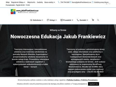 Jakub Frankiewicz - Witaj w cyberswiecie - Jakub Frankiewicz