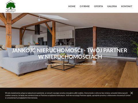 Jankojcnieruchomosci.pl ustka mieszkania na sprzedaż