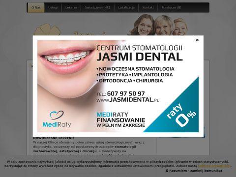 Klinika stomatologiczna Brzeg Dolny