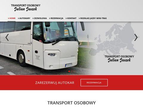 Autokary Kalisz