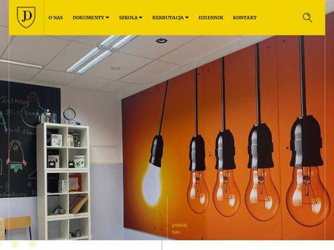 John Dewey School - Pierwsza Niepubliczna Polsko-Angielska Szkoła Podstawowa w Obornikach
