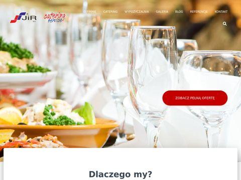 JiR Catering Service Catering Kraków, Wypożyczalnia gastronomiczna