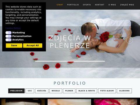 Profesjonalna Fotografia Ślubna -> JKB-Studio Jerzy Bień