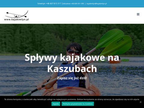 Spływ Kajakowy Kaszuby