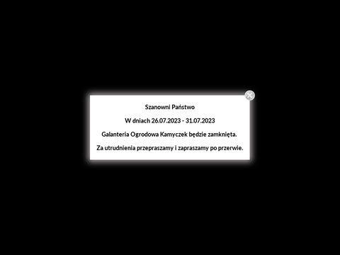 Www.kamyczek.biz.pl