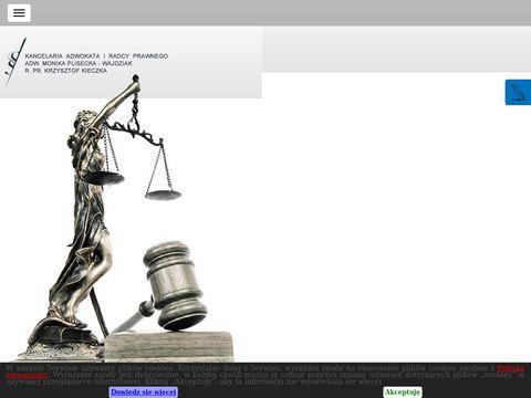 PLISECKA-WAJDZIAK, KIECZKA prawo rodzinne szczecin