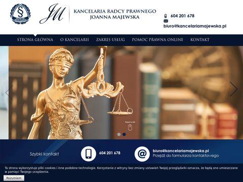 Profesjonalne porady prawne - PÅ'ock i okolice