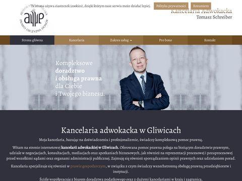 Www.kancelariaschreiber.pl