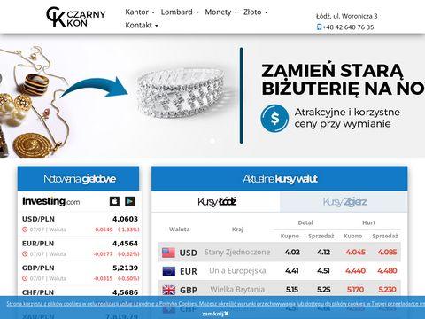 Kantor Wymiany Walut - Lombard ŁódźZgierz