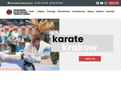 Akademia Karate Tradycyjnego w Krakowie