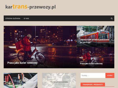 KarTrans - przewozy do Niemiec i Holandii
