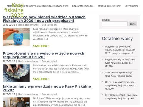 Kasa fiskalna online - kasyfiskalne2020.pl
